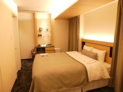 奈良旅行の前泊で京都へ。新しいホテルはすごしやすく快適。