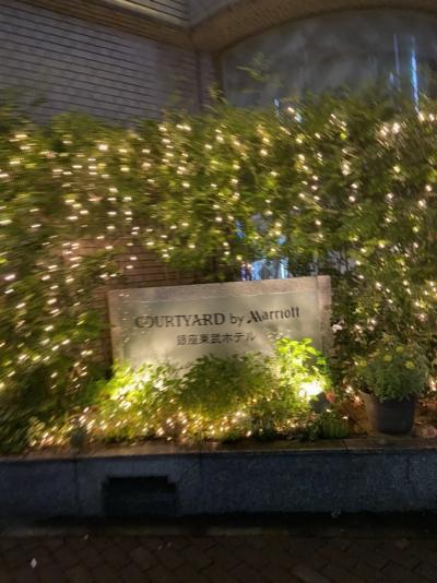 東京のコートヤード