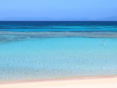 波照間ブルーと有人最南端めぐり@波照間島