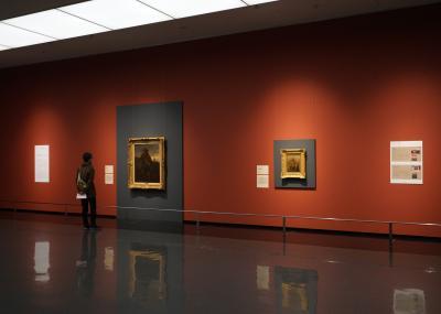 山梨県立美術館 ミレー館で写真撮影してきました