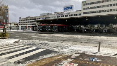 2020年末旅行3(高崎→新潟→大阪)