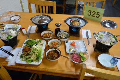 【一時的 ??】劇的に夕食が豪華になった、那須高雄温泉おおるり山荘へ