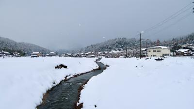 琵琶湖一周雪見ツアー ~おすすめスポット ① 近江塩津駅~