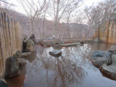 福島・新甲子温泉「元湯大露天風呂みやま荘」に宿泊して翌日は白河の城山公園・小峰城址に