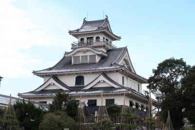 琵琶湖一周雪見ツアー ~おすすめスポット ②長浜城と豊公園~