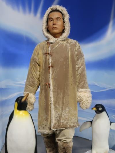 松島10 東北六県に生きた偉人たち 蝋人形-群像  ☆みちのく伊達政宗歴史館-力作ずらり