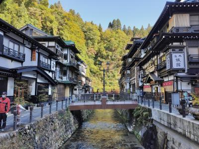 東北ドライブツアー 〜おすすめスポット①銀山温泉〜