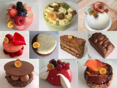 パリ・至福のケーキ屋巡り★ピエール・エルメのケーキ・ベスト10