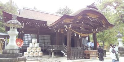 (21)日本100名城 24 武田氏館 + 日帰り山梨!