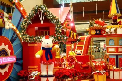 香港★クリスマスイブはあちこちお買い物へ