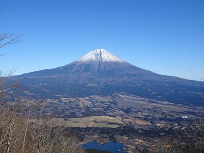 房総半島&富士山周辺の山旅♪長者ヶ岳・鋸山・烏場山・身延山・白鳥山