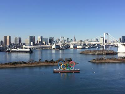 ヒルトン東京台場宿泊記