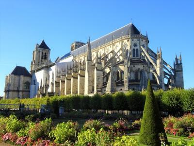 フランス モン・サン=ミシェルを目指して ③ブルージュ(Bourges)