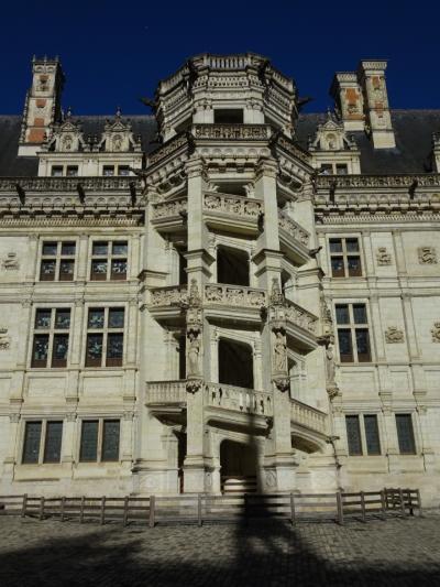 フランス モン・サン=ミシェルを目指して ④ブロア(Blois)