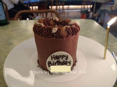 香港★ソーホーのフレンチビストロで誕生日のお祝い! ~Belon~