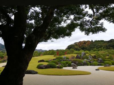 足立美術館とぐるり松江城下町 島根ちょっとだけ鳥取のたび⑤