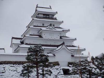 E JAN 2021  正月明けのプチ旅・・・・・④鶴ヶ城