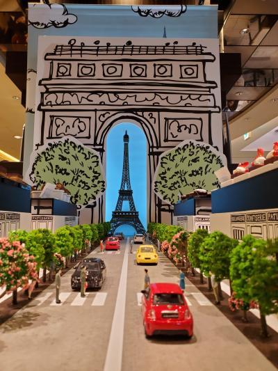 パリに行ったつもりでチョコレートブッフェ