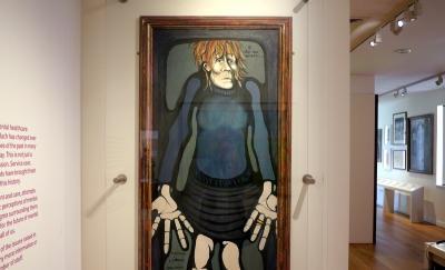 精神疾患の治療の歴史 王立ベスレム病院 と『吾輩は猫画家である ルイス・ウェイン伝』を読む / ロンドンの病院博物館巡り 2