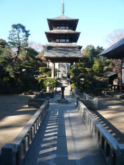 川口の古刹、長徳寺に行ってきました。小高い丘の上にあり、心が洗われるような寺院です。