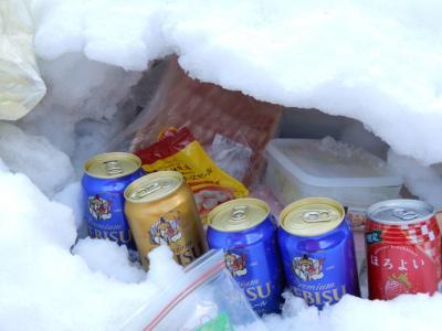 冬キャンプデビューヽ(´▽`)/  やったね♪おめでとうワタシ in 朽木キャンプ場