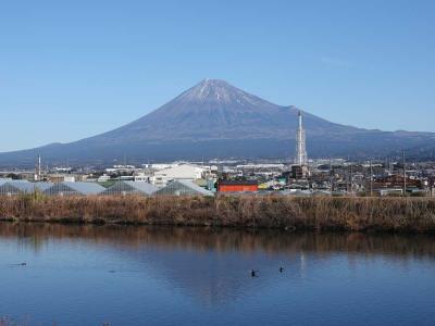 散歩 =富士山を見ながら= 2021.01.04