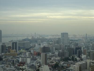 2020.10 東京マリオット ちょっと残念だったラウンジ