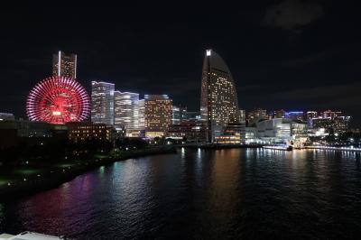 2020年12月 インターコンチネンタル横浜 Pier 8で過ごすBirthday♪みなとみらいマジックにかかった二日間(後編)