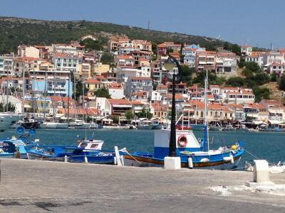 夏休み!子連れギリシャ①/エーゲ海の謎の島を訪れる