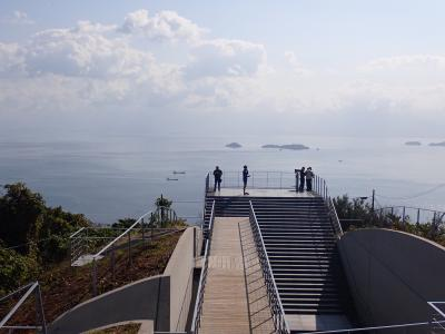 初めての四国へ・・5日目しまなみ海道を抜けて広島へ♪