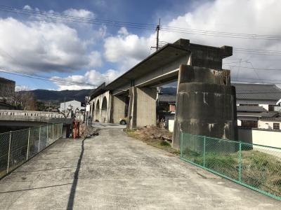 和歌山線めぐり~寺院・町並み・鉄道遺産、最後は温泉:青春18きっぷの旅(2021年始)、大阪発日帰り