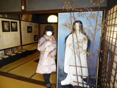 小泉八雲の怪談「雪女」は青梅の伝説から採った・・・故郷は如何に田舎だったか!