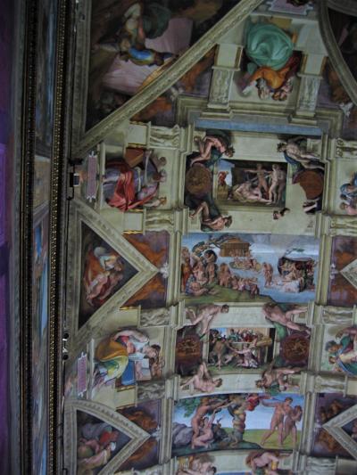 ヴァチカン市国ーサン・ピエトロ大聖堂やシスティナ礼拝堂などー(2007年)