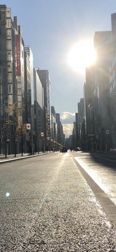 Tokyo Stay365(2nd weekその2銀座にチェックイン)