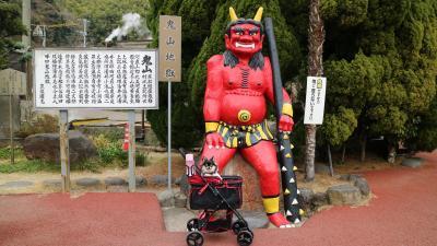 今年のお正月は愛犬真央ちゃんとの九州旅行 Part1