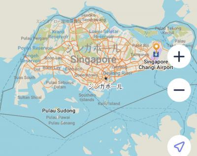 2021/3[シンガポール行]コロナ禍NG
