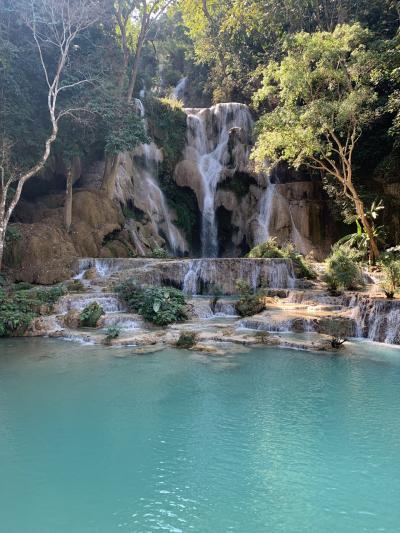 ユートピアなルアンパバーン③クァンシーの滝へ