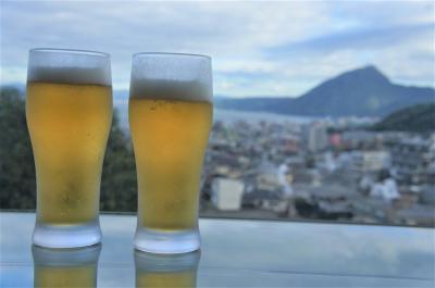 2020年10月 GOTOで大分と熊本でゆったり温泉旅 その2 別府温泉にあるビール飲み放題ラウンジのあるお宿「東屋」のおもてなしにうっとり