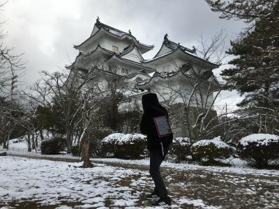無計画万歳!やっぱり雪だよね?伊勢神宮じゃない三重旅!
