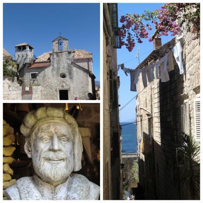2011年クロアチア・スロベニア旅行 Vol.5<コルチュラ島編>「思い出はwebアルバムに残そう!」作戦