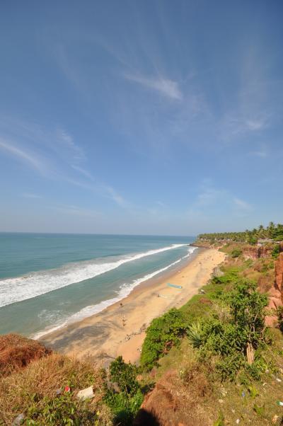 2008年~2009年 ドバイ経由でインド縦断の旅へ-E(ケララ州編)