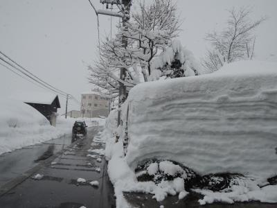 2013年 越後湯沢・石内丸山スキー場