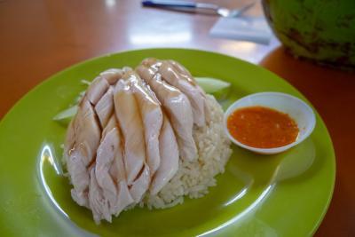 世界半分周遊Vol.1:半日シンガポールで何する?何食べる?
