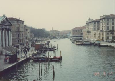 初めてのヴェネツィア