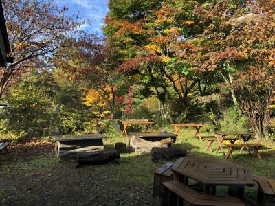 Go To Travelで秋の長野・小諸を満喫!森の中で乗馬体験