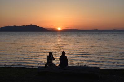 秋の北海道旅行 釧路~阿寒~サロマ湖~富良野~札幌 ②美幌峠からサロマ湖