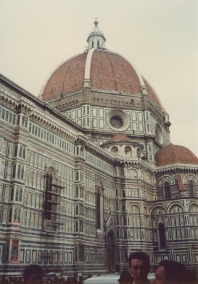 初めてのフィレンツェ