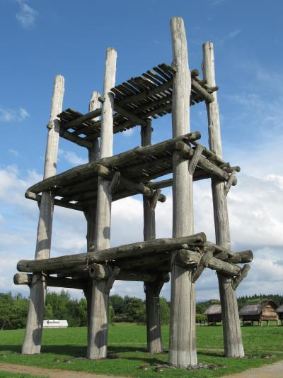 青森の旅⑨ セットで巡る三内丸山遺跡 & 青森県立美術館