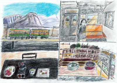 とにかく「密」を避けろ~!の旅1・しなの鉄道115系撮影&別所温泉でまったり隠居の旅~