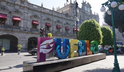 メキシコ 世界遺産プエブラ(別名「天使の街」)街ブラ散策